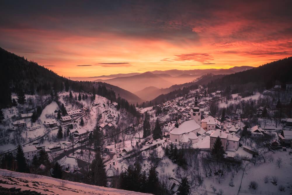 Luboš čerešňák - Zimná-Špania-dolina