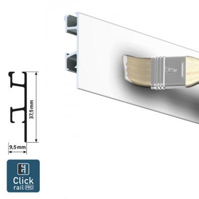 artiteq-click-rail-pro-white
