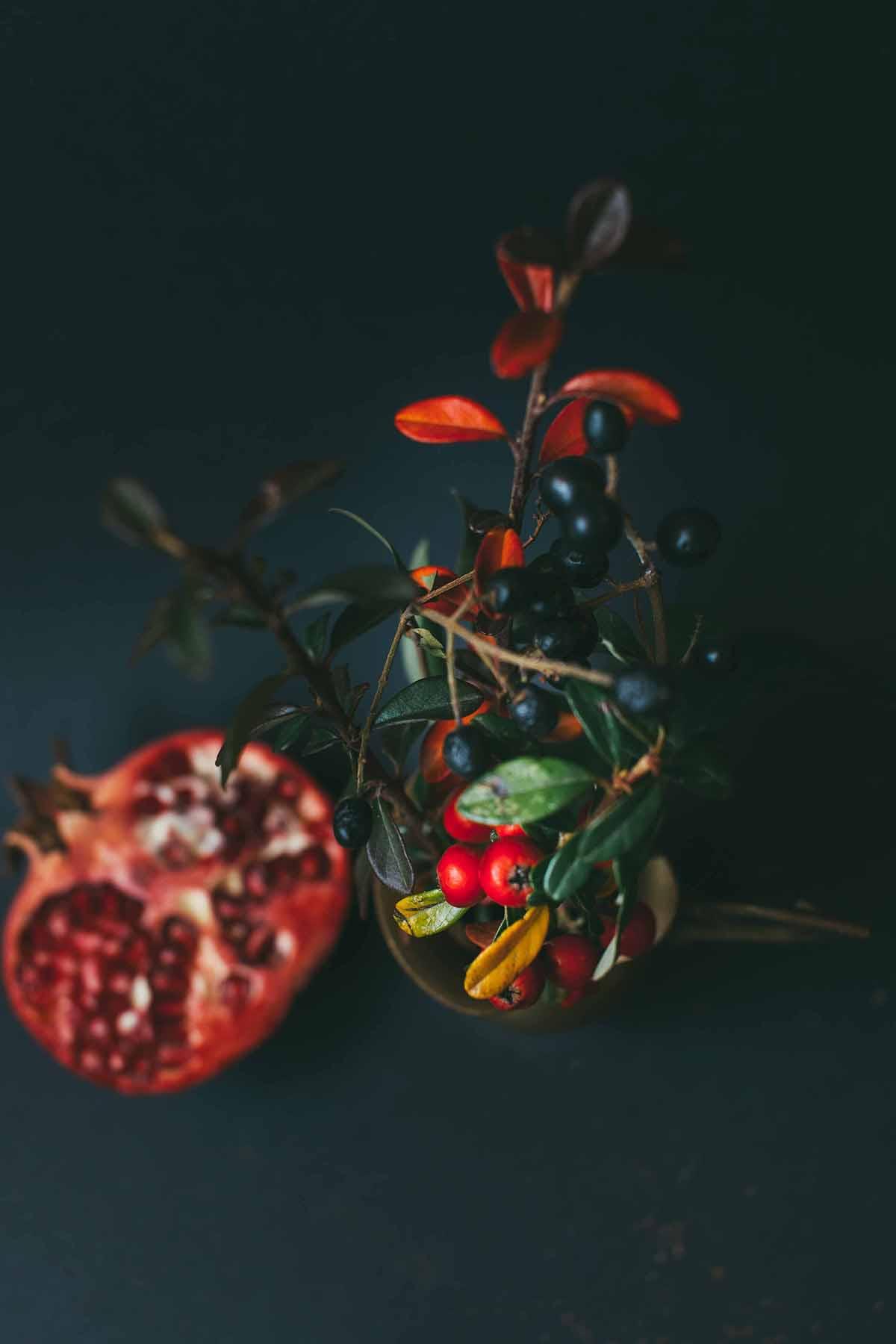 Adina Chitu – jablko zátišie